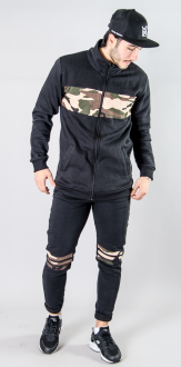 MNKY CAMO SWEAT SET