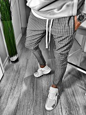 BLK SWEATPANT 34 GREY