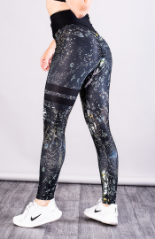 SHAPELAB EVOLUTION SCRUNCH LEGGINGS
