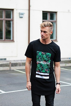 Mnky Forrest Tee
