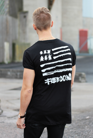 Mnky Freedom Tee