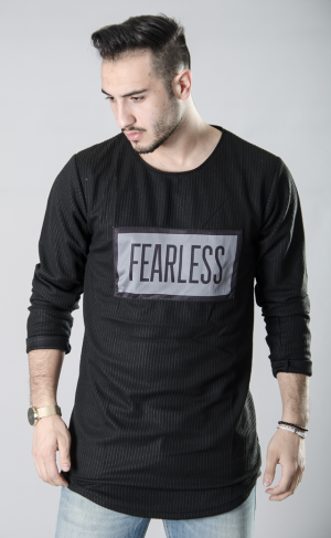 MNKY FEARLESS KNIT SWEAT