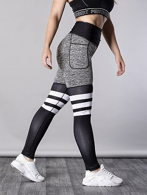 SHAPELAB DESERT CRUNCH LEGGINGS