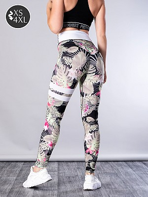 SHAPELAB RESODE CRUNCH LEGGINGS