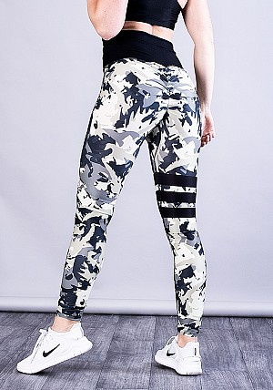 SHAPELAB COMMANDER SCRUNCH LEGGINGS