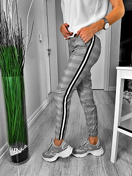 BLK LADY PANTS 1 GREY